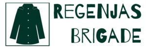 logo lang regenjasbrigade